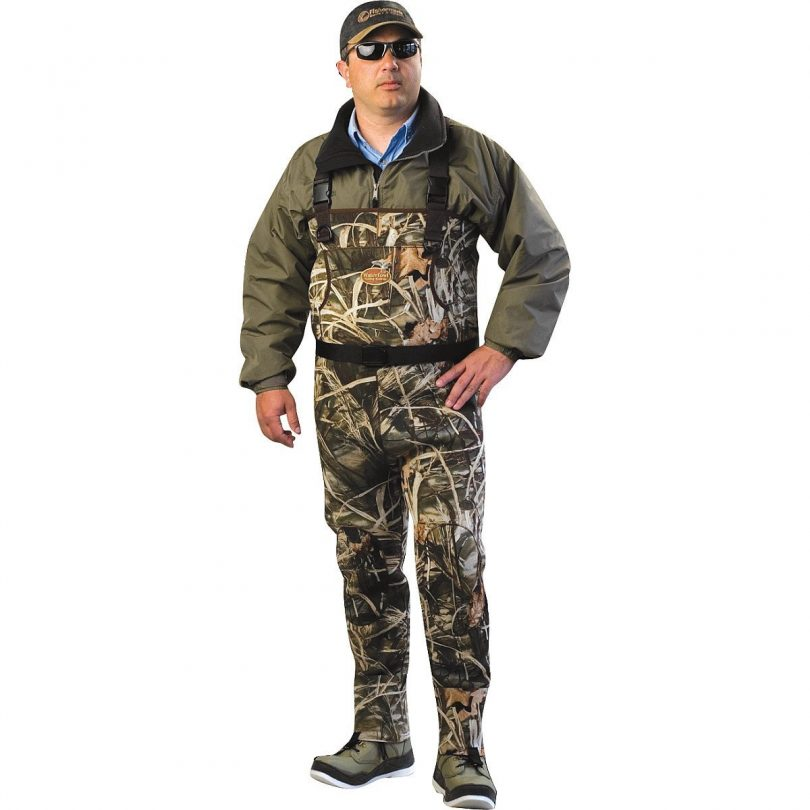 Allen chest waders