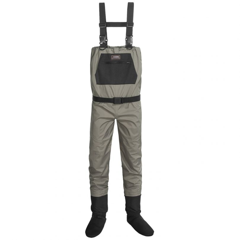 Caddis deluxe breathable chest waders reviews for fishing for Chest waders for fishing