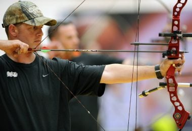 compound bow tips