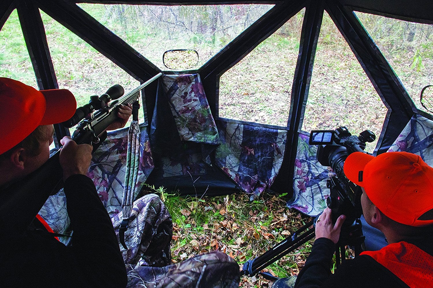 hunting bowhunting deer bill bowhunter redneck a recommendations blinds blogs blind for best winke ground hd progressive