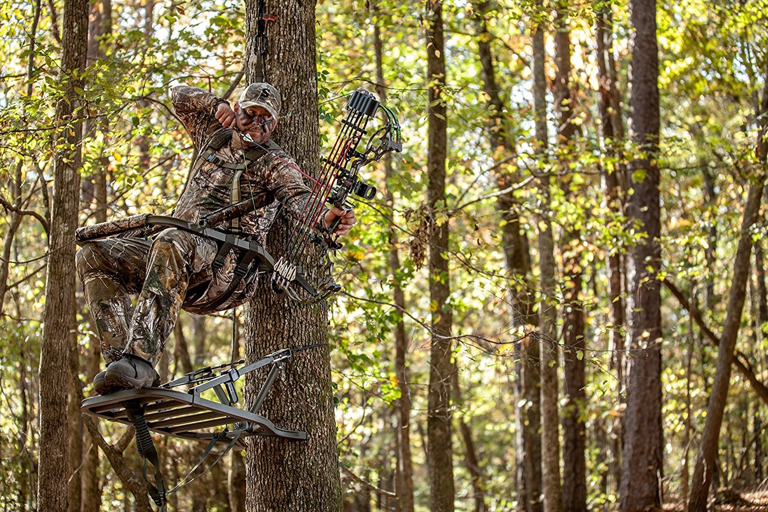 Big Game Recalls Tree Stands Due to Fall | CPSC.gov