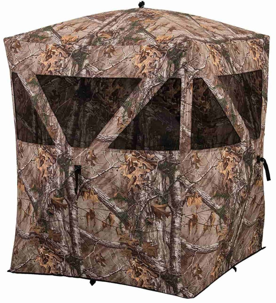 Best ground blind for the money