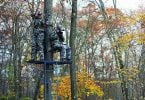 How to Put up a Ladder Tree Stand