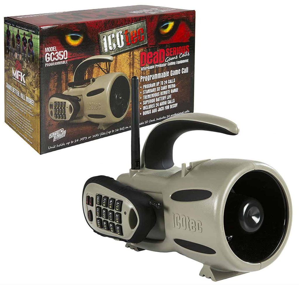 best electronic deer call