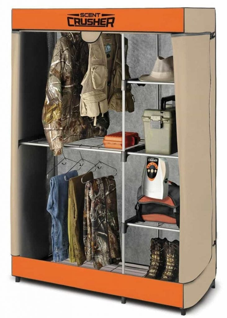scent crusher closet reviews