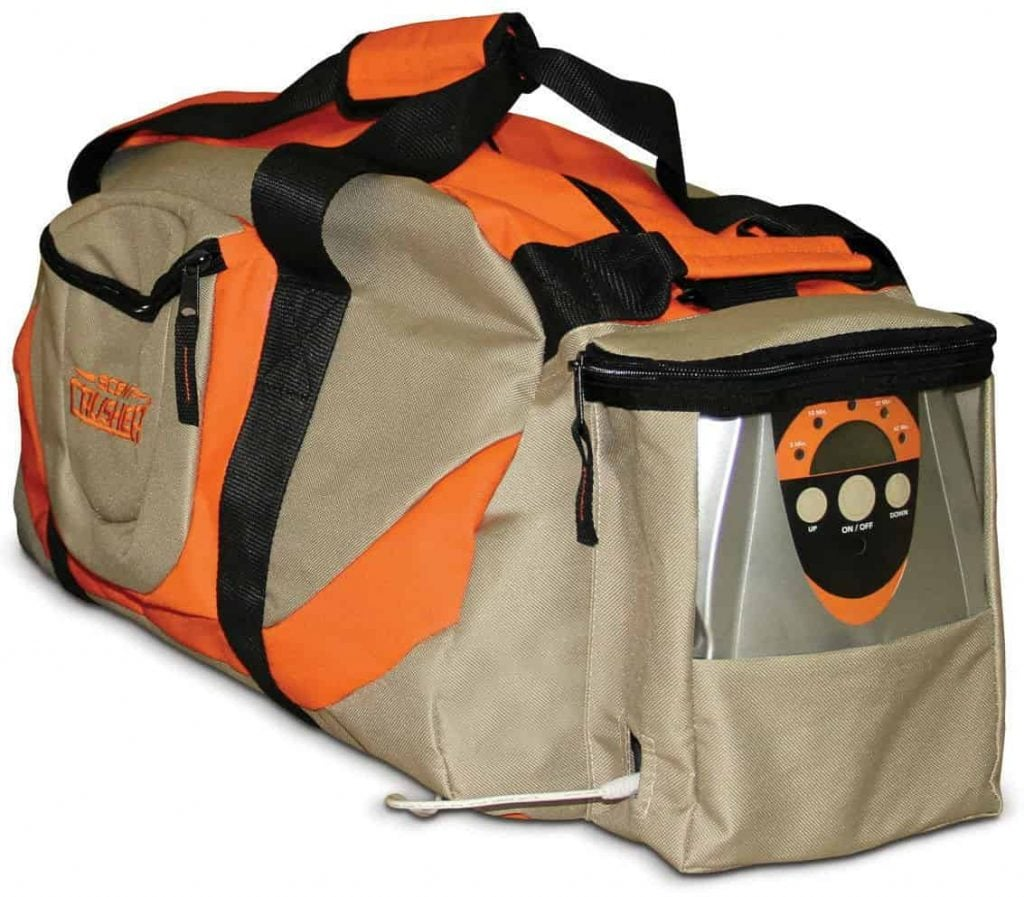 scent crusher ozone gear bag reviews