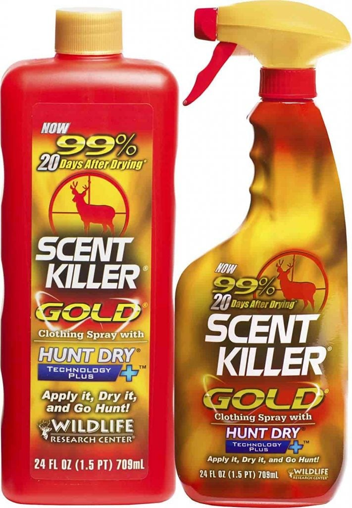best scent killer spray
