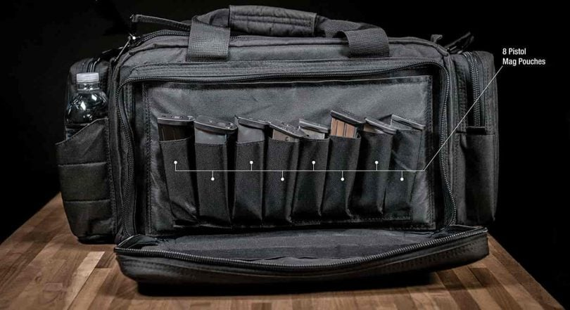 Best Range Bag for Pistol & Gun