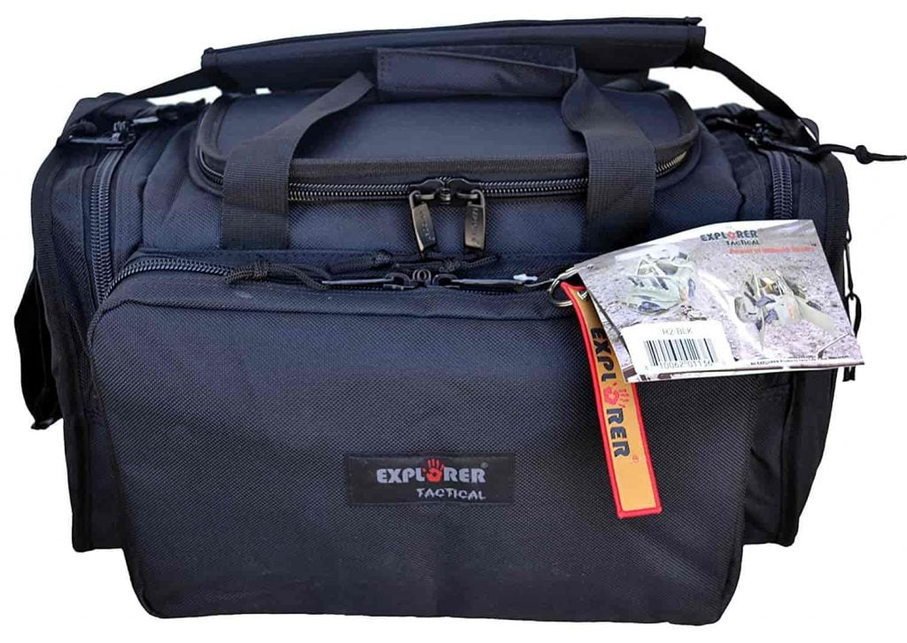 Explorer Tactical Range Ready Bag Review