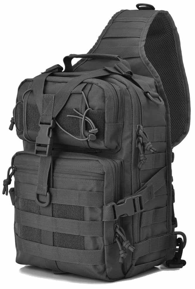 Gowara Gear Tactical Sling Bag Pack Military Rover Shoulder Sling Backpack Review