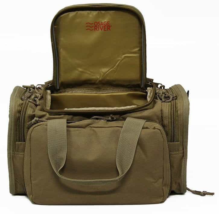 Osage River Tactical Shooting Gun Range Bag Review