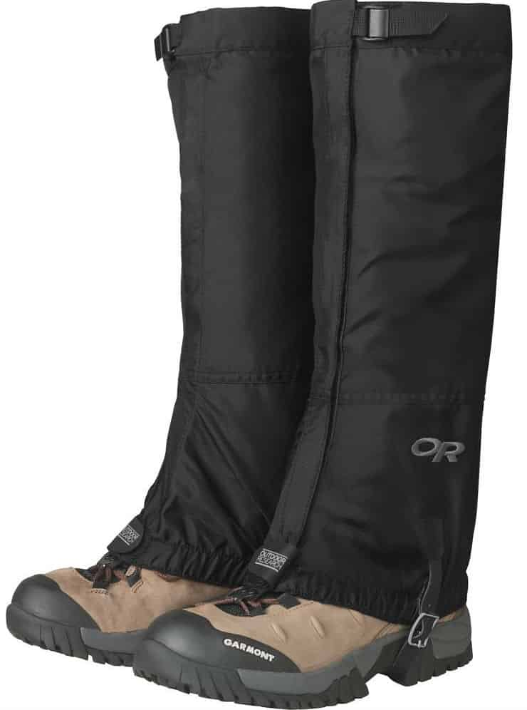 best gaiters for women