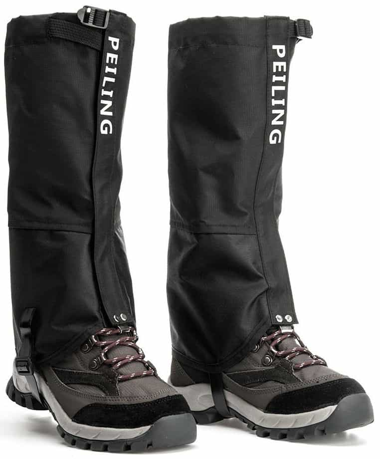 best snow gaiters