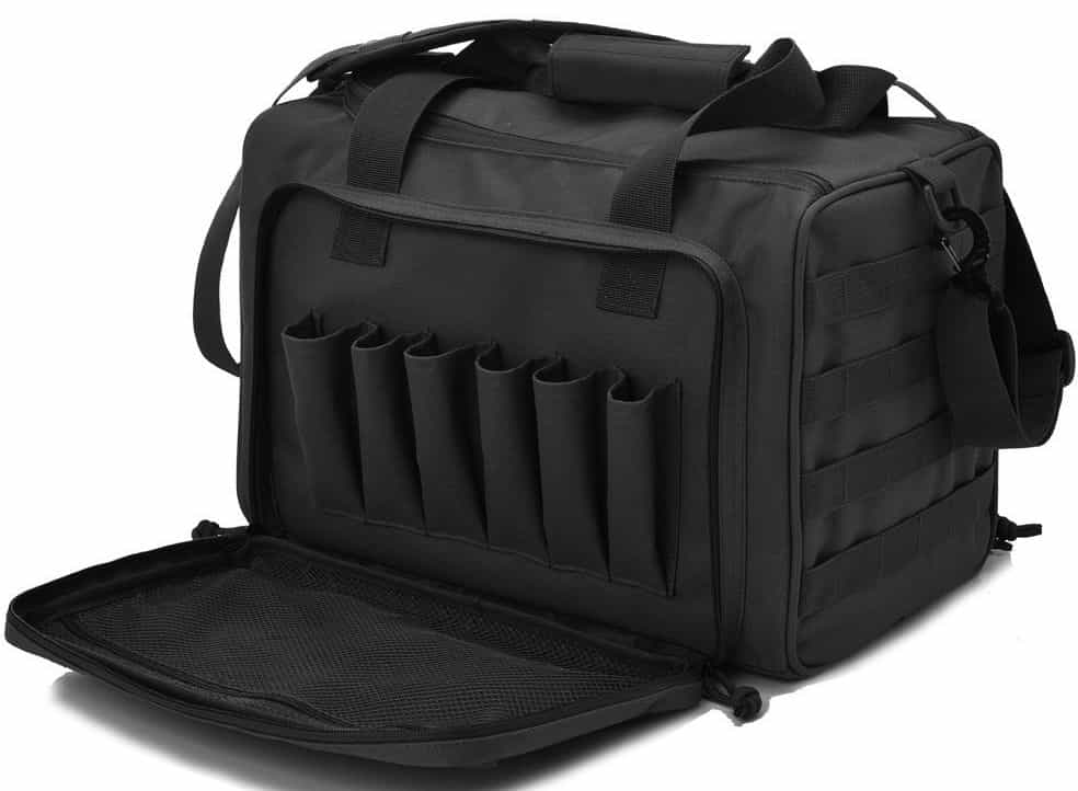 Reebow Tactical Gun Shooting Range Bag Review