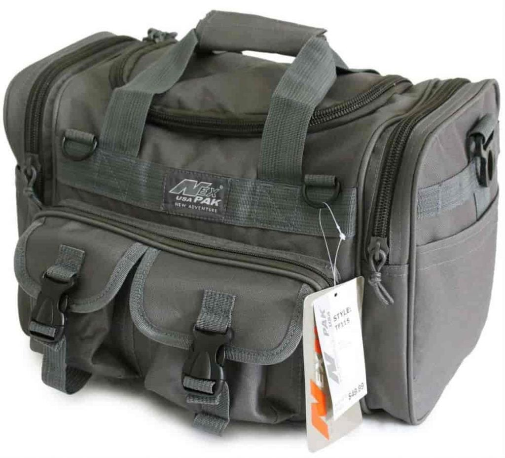Tactical Duffle Military Molle Gear Shoulder Strap Range Bag Review
