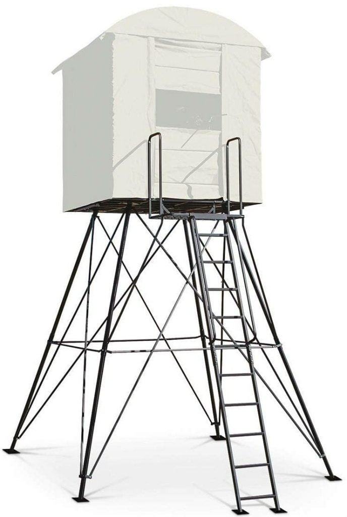 Landmark LM620 Permanent Blind Tower