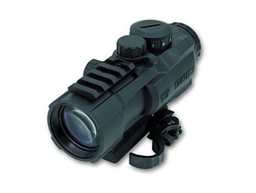 Steiner M332 Prism Sight 3x32, Reticle 7.62, Black