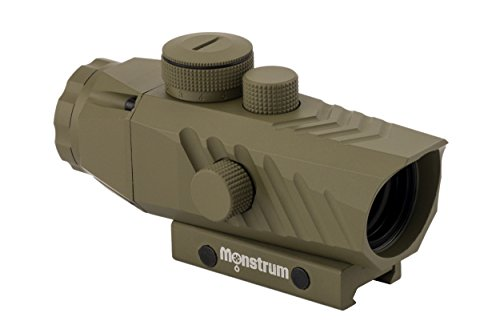 Monstrum P330-B Marksman 3X Prism Scope